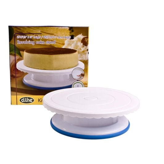D.Line Revolving Cake Stand 7.6cmH by 27cmW