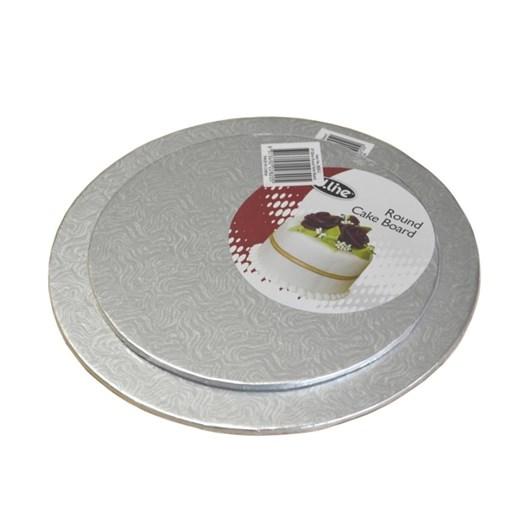 "D.Line 8""/20Cm Round Cake Board 4Mm"