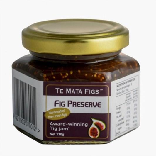 Te Mata Fig Preserve/Jam -110g