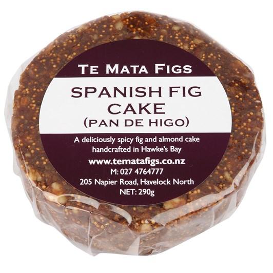 Te Mata Spanish Fig Cake 290g