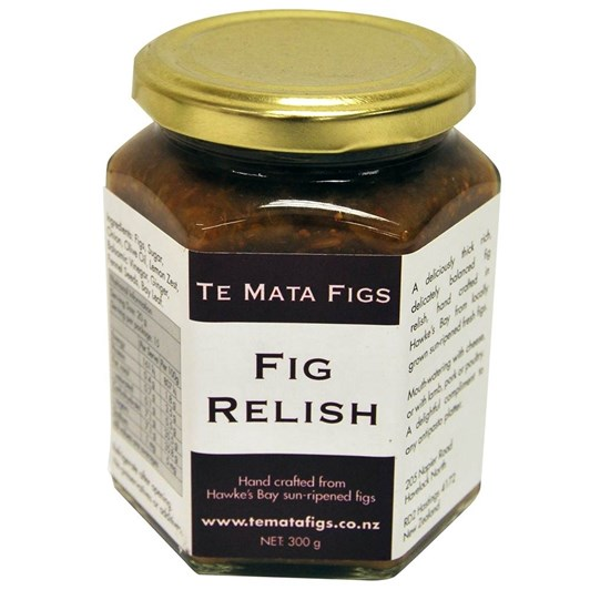Te Mata Fig Relish 280g
