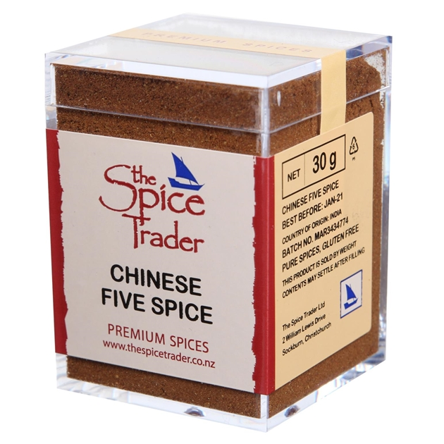 Spice Trader Chinese Five Spice 30g - na