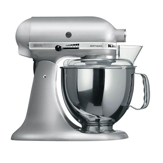 KitchenAid Contour Silver KSM150 Artisan Mixer