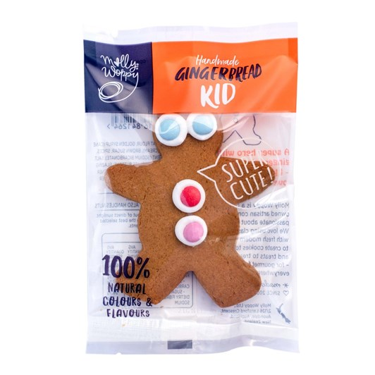 Molly Woppy Small Gingerbread Kid Biscuit Individual