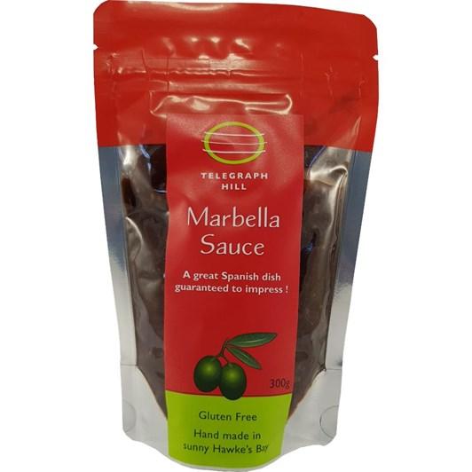 Telegraph Hill Chicken Marbella Sauce 300g Pouch
