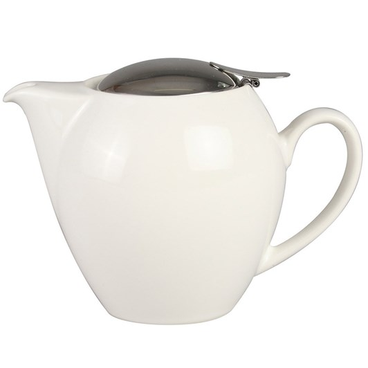 Zero Japan 580ml Teapot - White