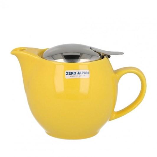 Zero Japan Yellow Pepper Teapot 450ml