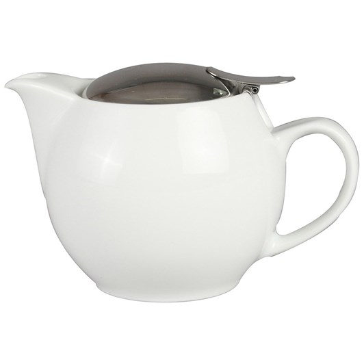 Zero Japan 450ml Teapot - White