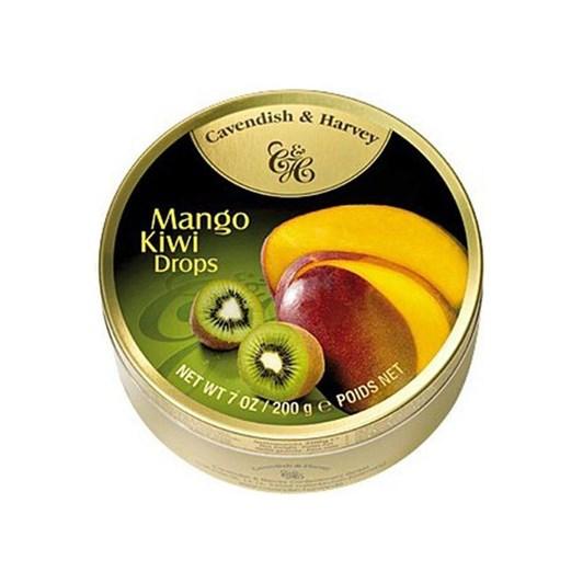 Cavendish & Harvey Mango Kiwi Drops 200g