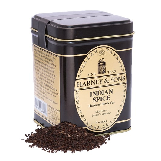 Harney & Sons Indian Spice Chai Loose Leaf 4oz Tin