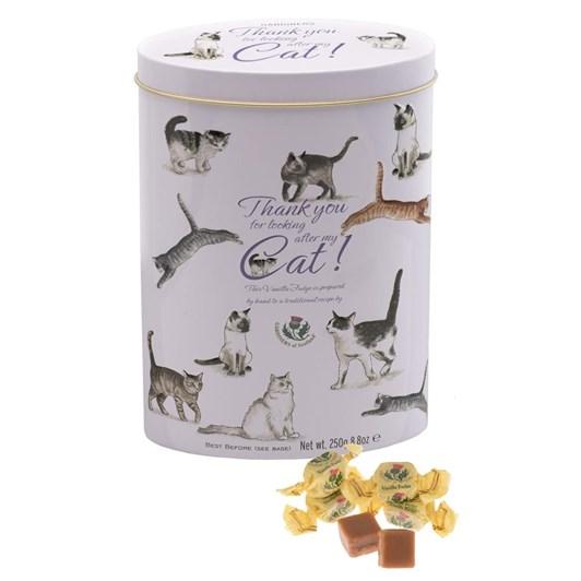 Gardiners of Scotland Thank You Cats Tin 250g