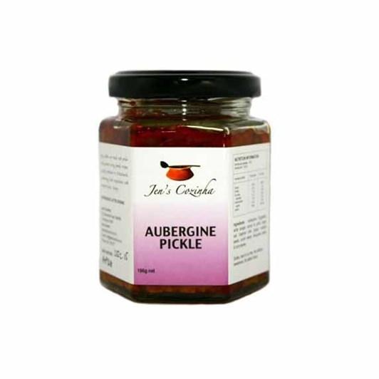 Jen's Aubergine Pickle 178g