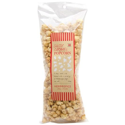 Salty Caramel Popcorn Bag 150g