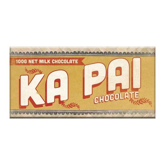 Bloomsberry Ka Pai Milk Chocolate Bar