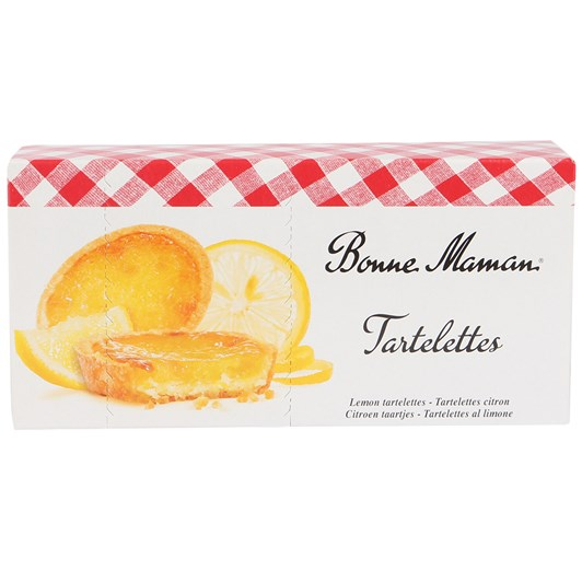 Bonne Maman Lemon Tartlet 125g