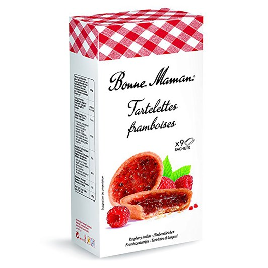 Bonne Maman Raspberry Tartlet 135g
