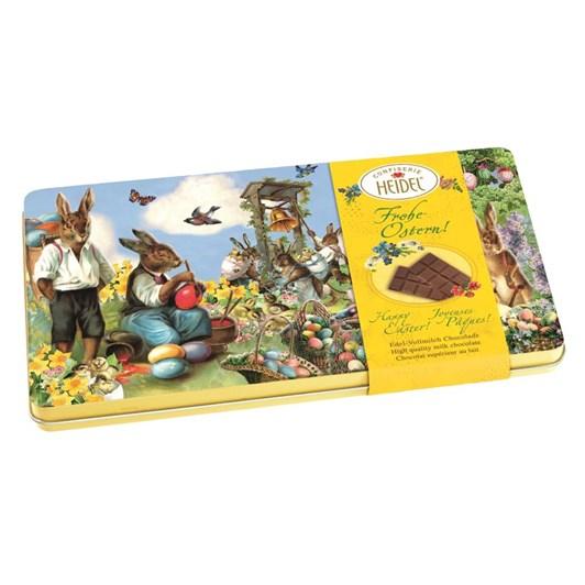 Heidel Easter Nostalgia Tin Box 120g