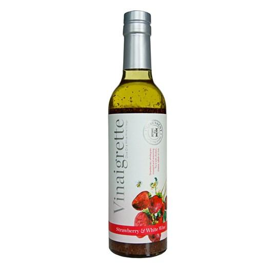 Heavensent Strawberry & White Wine Vinaigrette 375ml