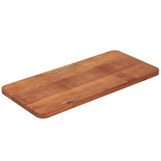 P J Duncan EQ Oblong Serving Board - Long Rectangle