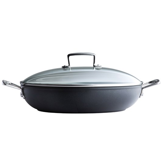 Le Creuset TNS Shallow Casserole With Lid 30