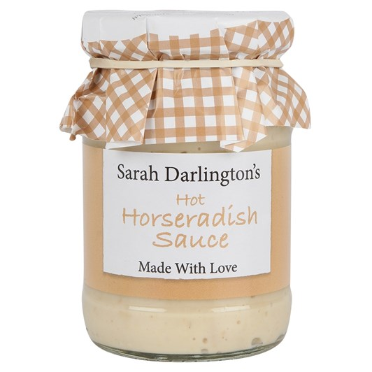 Darlingtons Hot Horseradish 180g