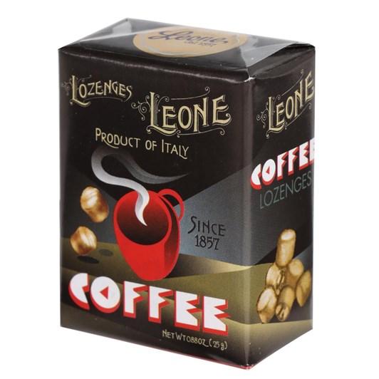 Leone Caffe Pastilles Box 30g