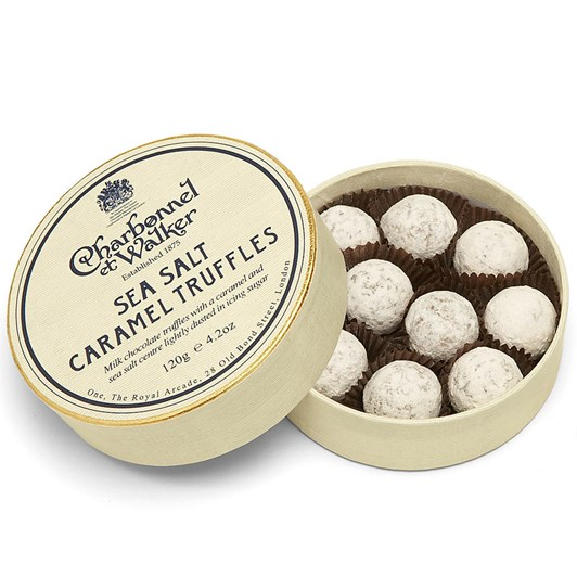 Charbonnel & Walker Sea Salt Caramel 120g