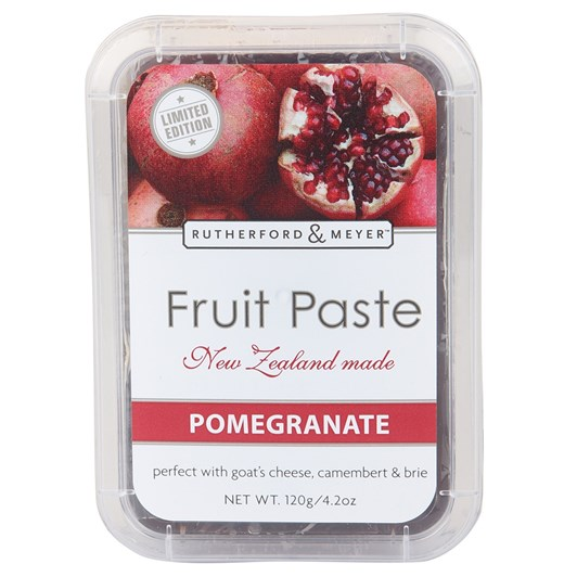 Rutherford & Meyer Pomegranate Paste 120g