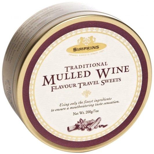 Simpkins Mulled Wine Drops 200g