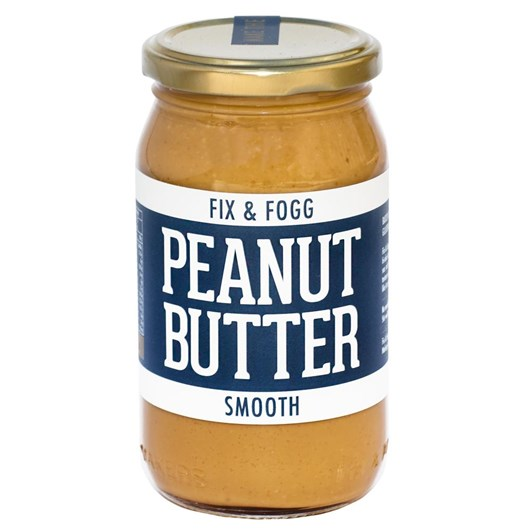 Fix and Fogg Smooth Peanut Butter 375g
