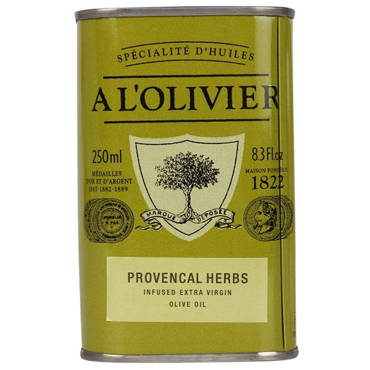 A L'Olivier Provencal Herbs Infused Olive Oil 250ml