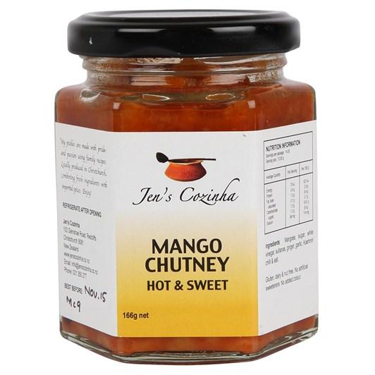 Jen's Mango Chutney