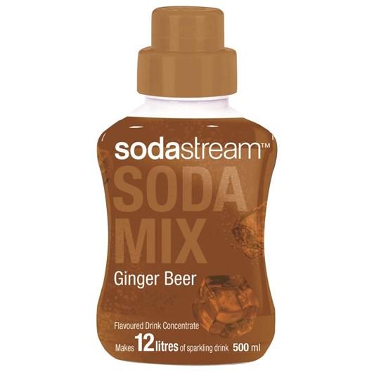 SodaStream Premium Ginger Beer Syrup 500ml