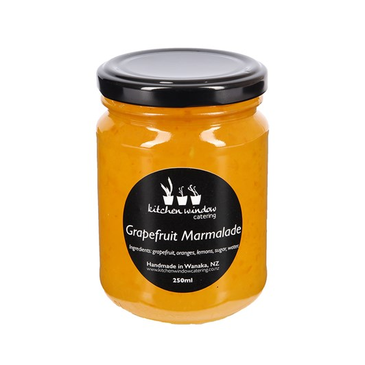 Kitchen Window Marmalade Grapefruit 250ml