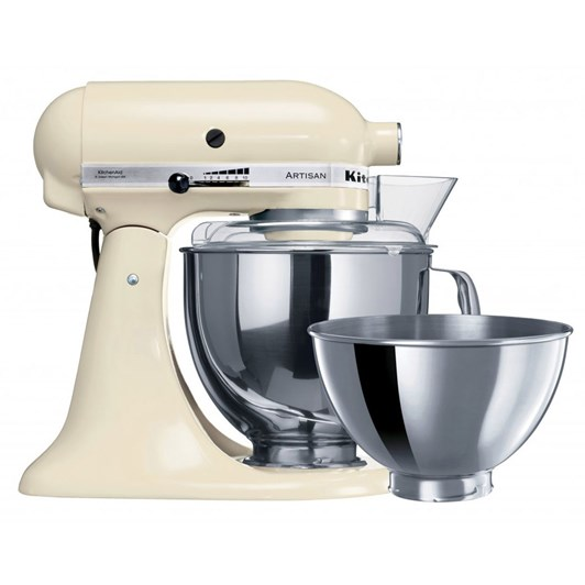 KitchenAid KSM160 Stand Mixer - Almond Cream