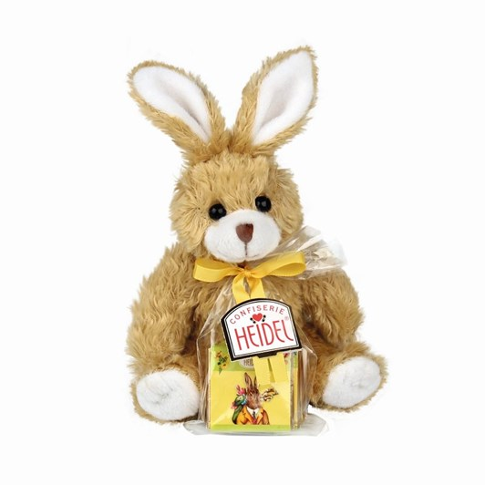 Heidel Small Easter Bunny With Milk Chocolate 15g