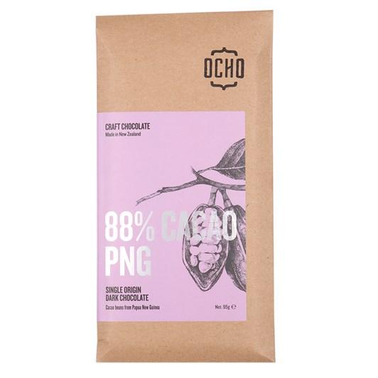 Ocho PNG 88% Cacao 95g