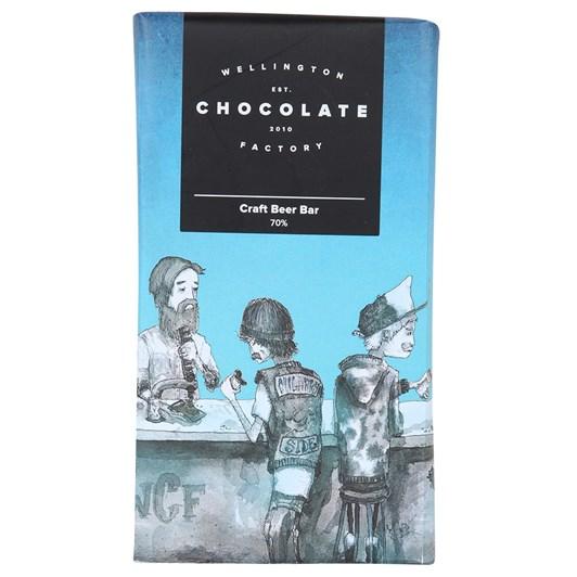 Wellington Chocolate Factory Craft Beer Bar 85g