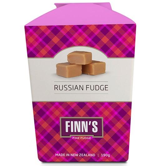 Finns Russian Fudge Gift Box 190g