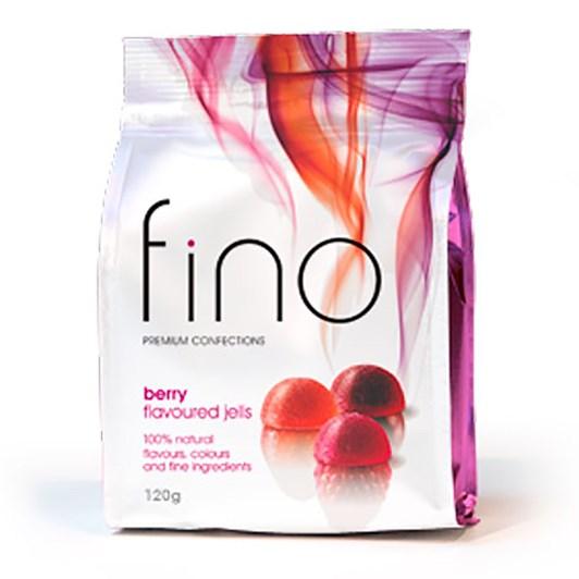 Fino Berry Flavoured Fruit Jellies 120g