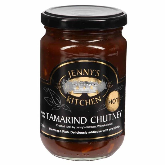 Jennys Kitchen Tamarind Chutney Hot 300ml