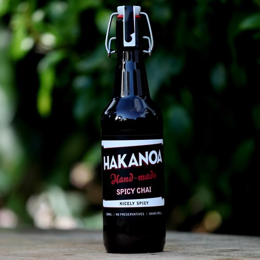 Hakanoa Spicy Chai 500ml