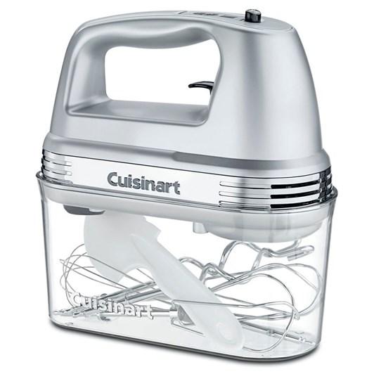 Cuisinart Hand Mixer 9 Speed Silver
