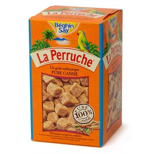 La Perruche French Cane Brown Sugar Lumps 750g