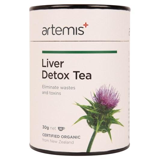 Artemis Liver Detox Tea