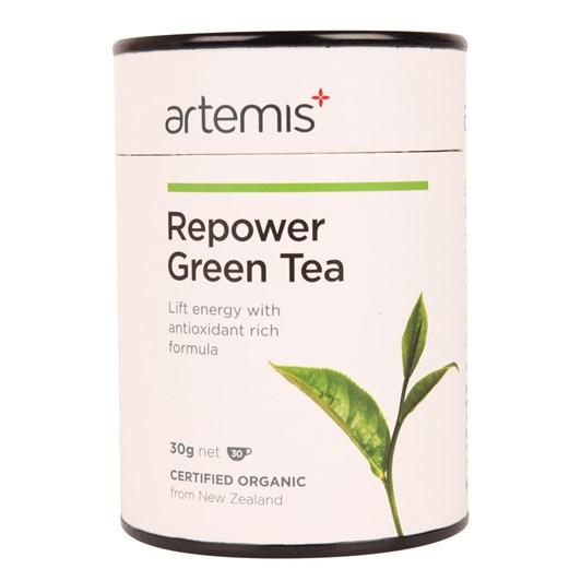 Artemis Repower Green Tea