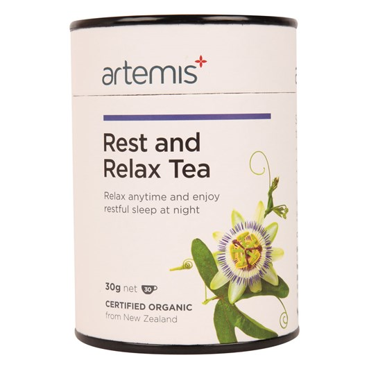 Artemis Rest And Relax Tea