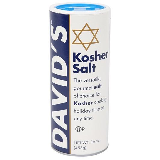 David's Kosher Salt 453g