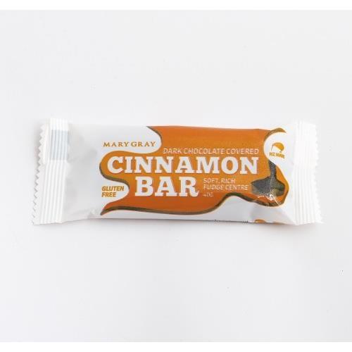 Mary Gray Chocolate Coated Soft Cinnamon Bar