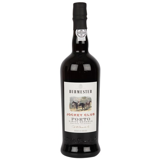 Burmester Jockey Club Tawny Reserve 7 Year Old  750ml
